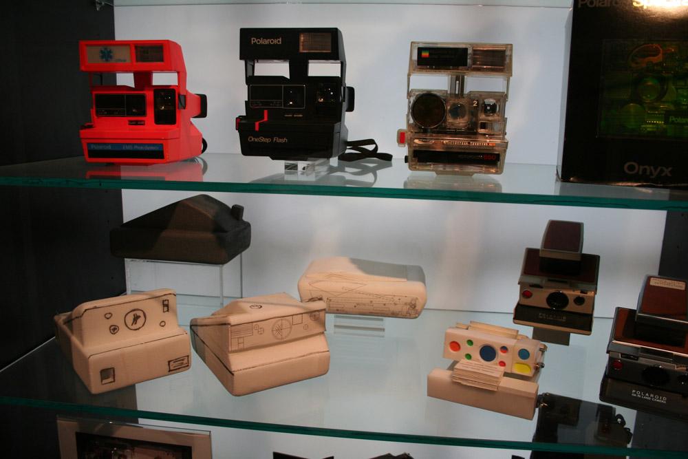 MIT Museum - Polaroid Prototype