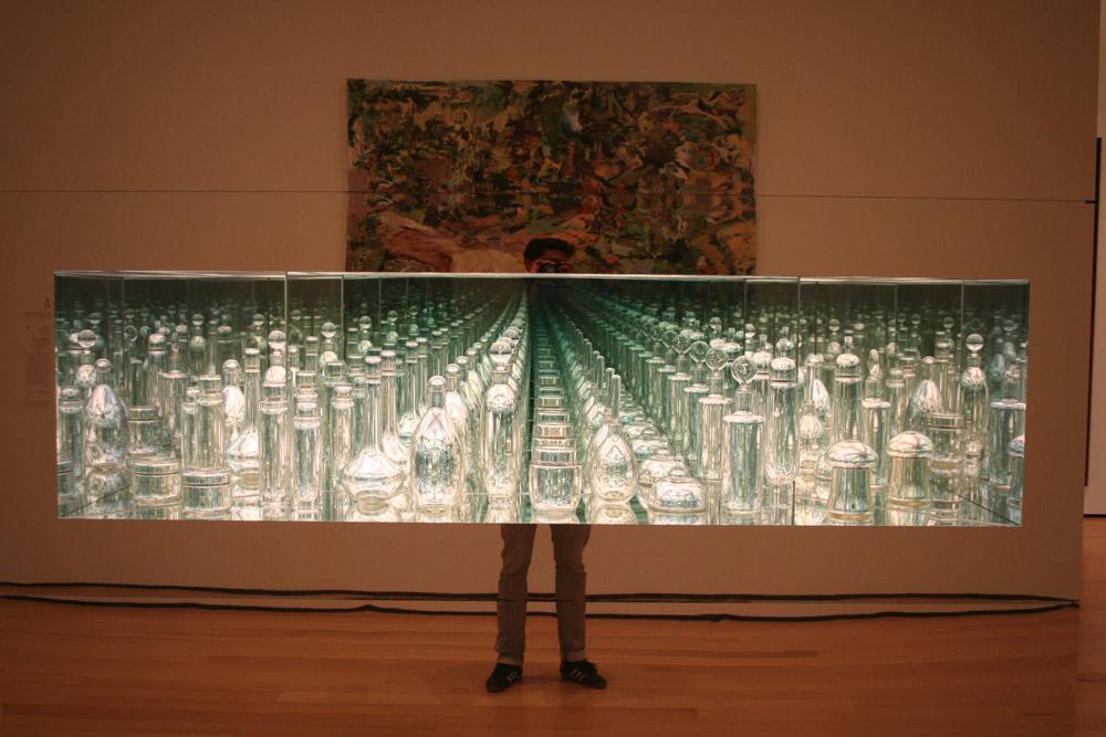 MFA Boston, Josiah McElheny's, Endlessly Repeating Twentieth Century Modernism