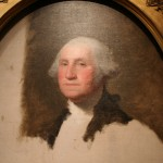 Museum of Fine Arts MFA Boston - Gilbert Stuart, Georges Washington portrait