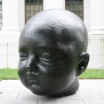 MFA Boston - Antonio López García, Giant Heads baby