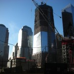 New-York Architecture, Manhattan, Ground Zero construction (may 2011)