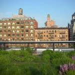 New-York Architecture, Manhattan, High Line Park