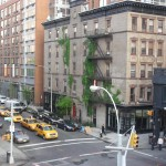 New-York Architecture, Manhattan, by, from, around High Line Park