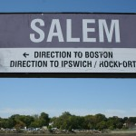 Francois Soulignac - Salem MA - Subway sign