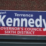 Somerville - Elect Terrence Kennedy Governor's Council sixth District
