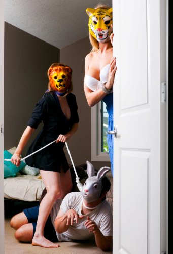 IMAGE BANK FAIL Bunnies welcome (c) Getty ImagesVetta