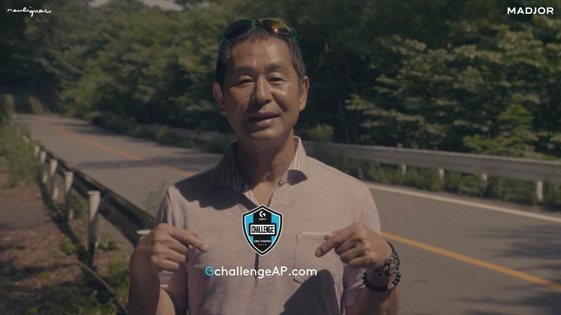 Logitech China - Global Campaign Keiichi Tsuchiya - The King of Drift - Francois Soulignac - Digital Creative & Art Direction - MADJOR Labbrand Shanghai, China
