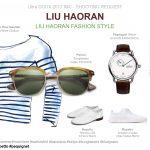 L'Oréal China - Garnier UltraDOUX - Liu Haoran in France - FASHION STYLE - Francois Soulignac - Nurun Publicis Shanghai