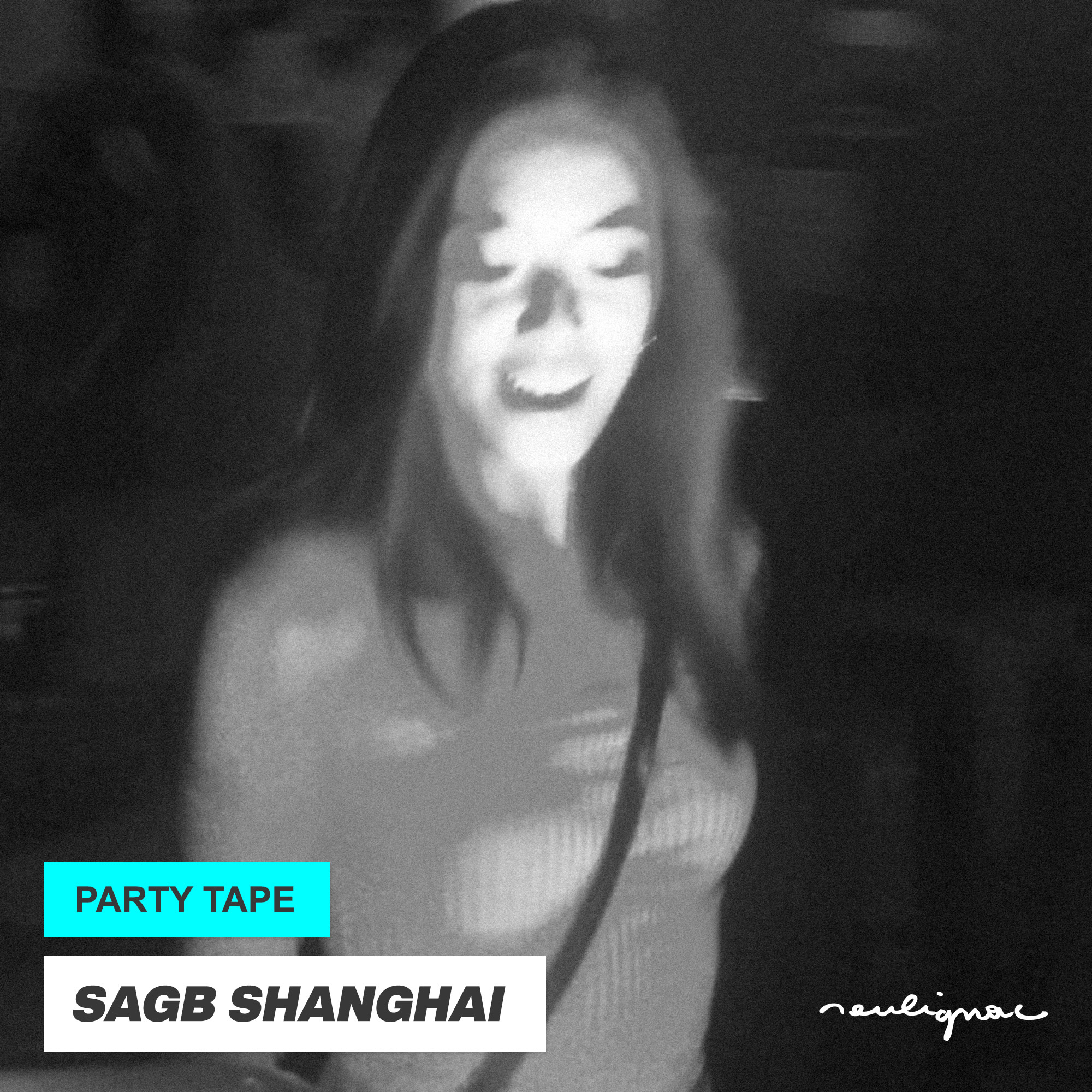 Francois Soulignac: SAGB Shanghai - Party Tapes - Super Attractive Ghetto Blaster, China