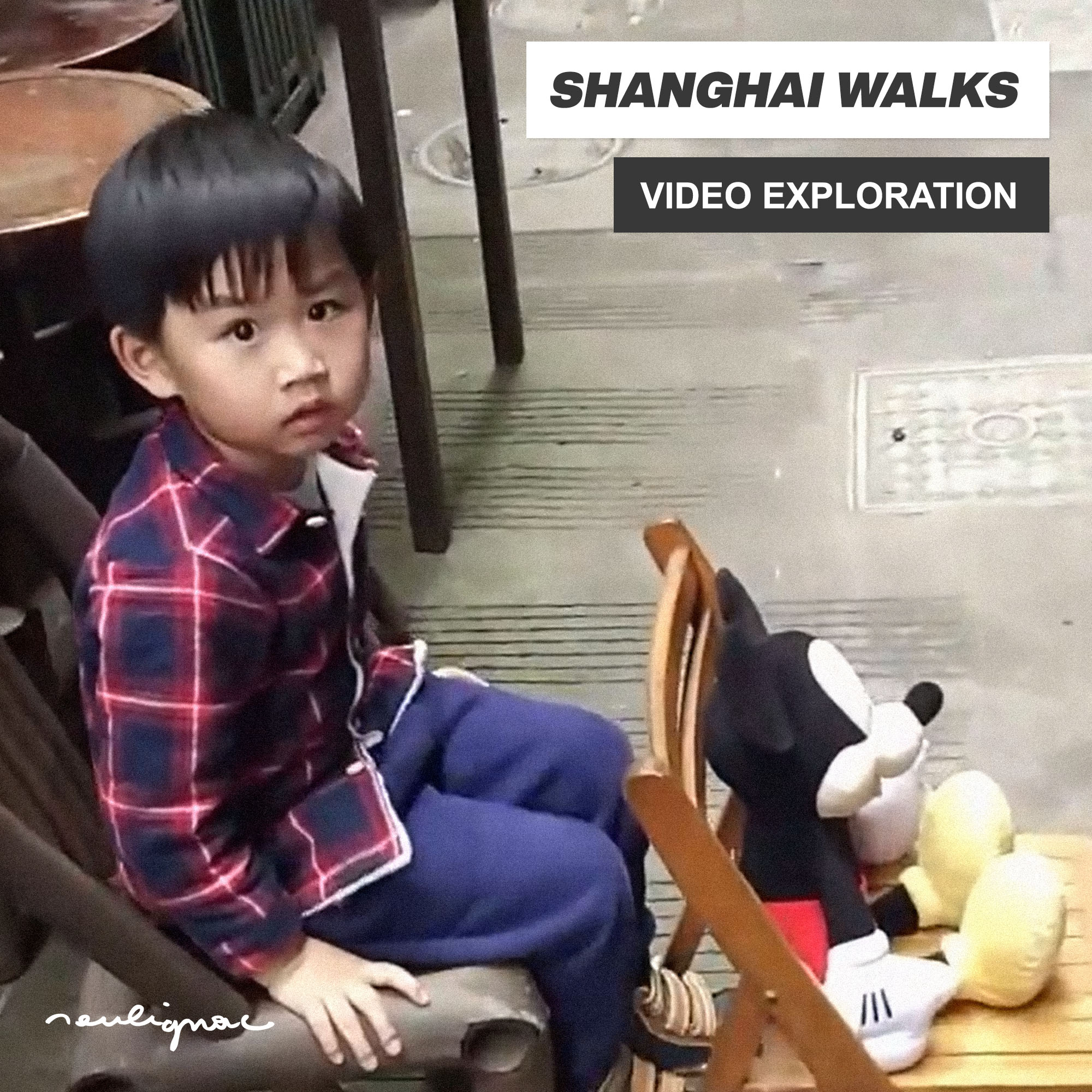 Shanghai Walks - Videos by François Soulignac - Soic Miterne