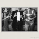 Tod Papageorge, Studio-54, Bar Rouge Shanghai, Photo standards-references, Francois Soulignac