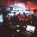 Brodinski Bar Rouge Shanghai, Francois Soulignac - Oliver Minnett for Voena