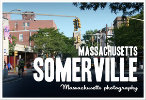 Inspiration from Massachusetts - Somerville