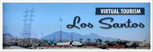 Virtual Tourism on Los Santos - Videogame Photography GTA5