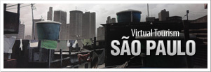 Virtual Tourism Sao Paulo - Videogame Photography Maxe Payne