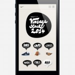 Francois Soulignac - Nike Vintage - Responsive Web Design - RWD (Iphone5) - Home list version