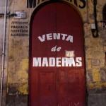 Francois Soulignac - Barcelona Front door Venta de Maderas
