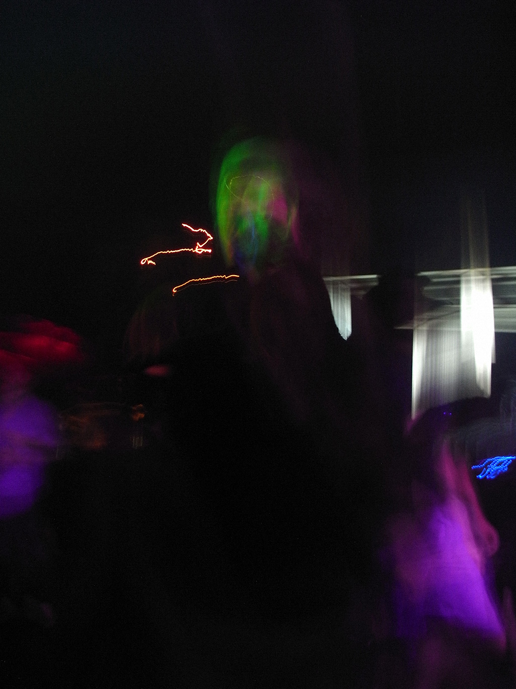 Francois Soulignac - Barcelona Nightlife in Sala Apolo (Dancers in the dark)