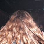 Francois Soulignac - Barcelona Nightlife in Sala Apolo (Girl's hair)