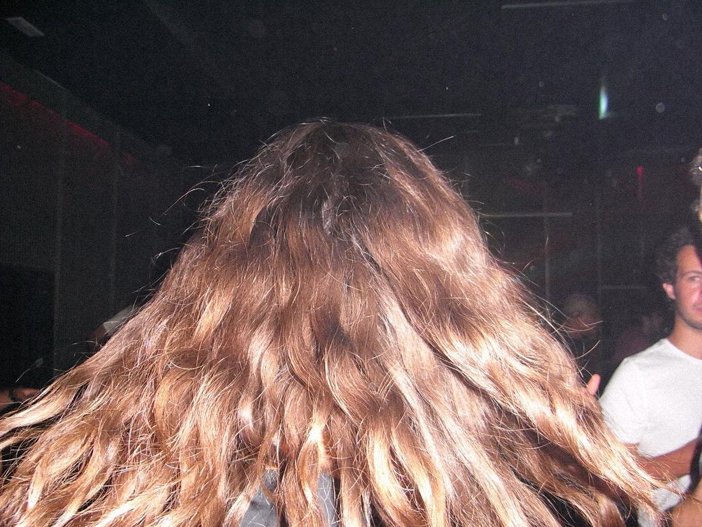Francois Soulignac - Barcelona Nightlife in Sala Apolo (Girl's hair)
