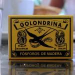 Francois Soulignac - Barcelona packaging Golondrina Fosforos de Madera