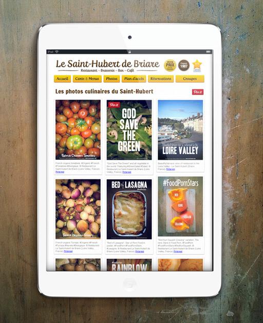 Francois Soulignac - Digital Strategy for Restaurant - Food Photos