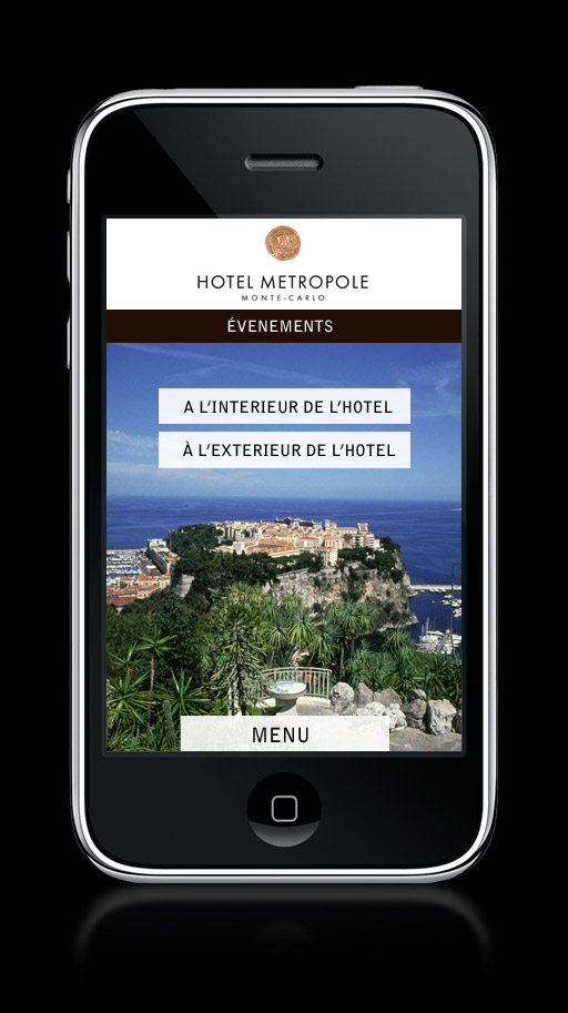 Francois Soulignac - Hotel Metropole Monte Carlo - EVENT step1
