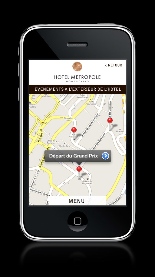 Francois Soulignac - Hotel Metropole Monte Carlo - EVENT step2