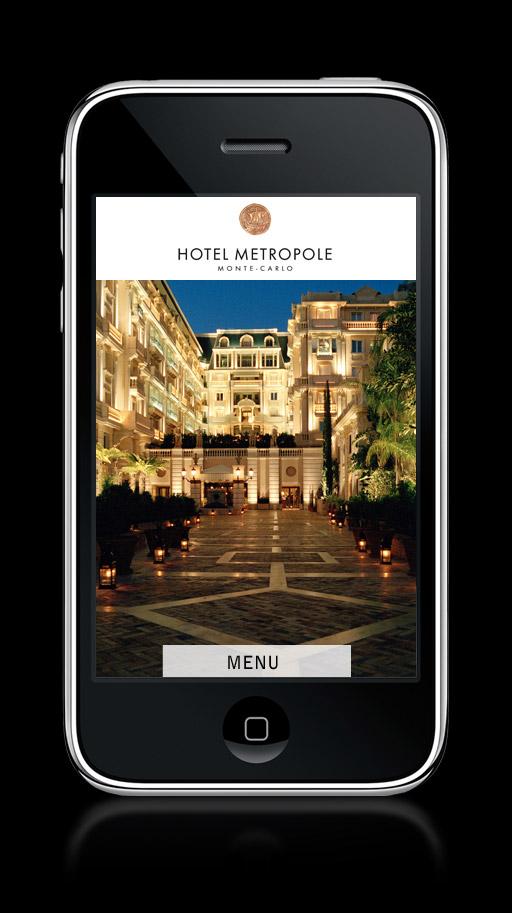 Francois Soulignac - Hotel Metropole Monte Carlo - HOME OFF