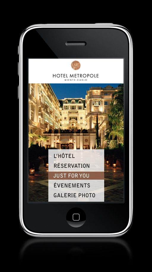 Francois Soulignac - Hotel Metropole Monte Carlo - HOME ON