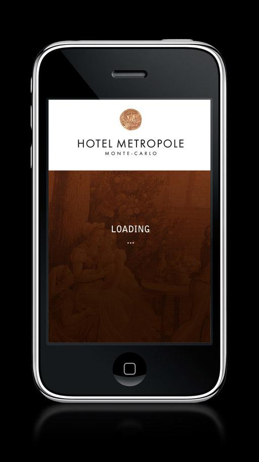 Francois Soulignac - Hotel Metropole Monte Carlo - LOADER