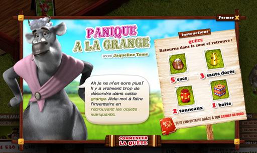 Francois Soulignac - Les 90 ans de La vache qui rit - La quete des bougies
