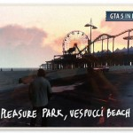 Gta in real life - Los Santos - Pleasure Park Vespucci beach