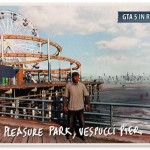 Gta in real life - Los Santos - Pleasure Park Vespucci pier