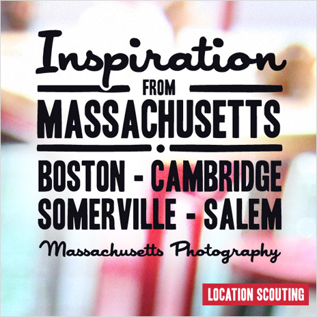 François Soulignac : Inspiration from Massachusetts - Location Scouting