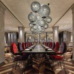 Mr & Mrs Bund Shanghai, Modern Eatery by Paul Pairet , The place, Central table, VOL Group China