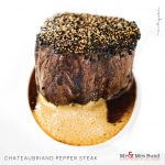 Mr & Mrs Bund Shanghai, Modern Eatery by Paul Pairet, Chateaubriand Pepper Steak, Instagram Francois Soulignac