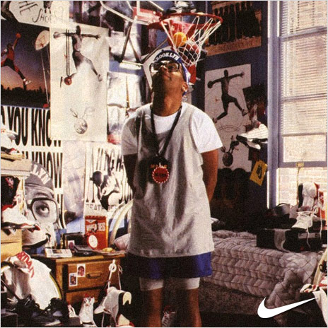 François Soulignac : Web/Digital Art Director - Nike Vintage Responsive Web Design