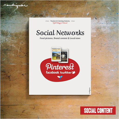 © Francois Soulignac - Digital Strategy for Restaurant | Social Networking (Le Saint-Hubert)