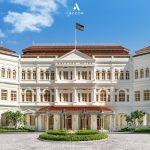 Accor Hotels China - The Raffles Hong-Kong - Francois Soulignac - Digital Social Content Creation, Art Direction - Labbrand Madjor Shanghai China