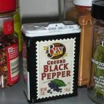 New York Design, Ground black pepper packaging 2011
