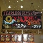 Multigrain o's cereal brand market at Trader Joe's market (130 Court Street, Brooklyn)
