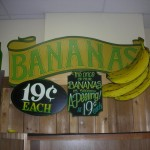 Bananas brand market at Trader Joe's market (130 Court Street, Brooklyn)