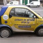 Design from Paris, Smart publicitaire UPSA Citrate de Bétaïne 2g