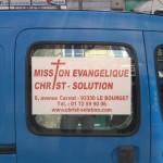 Design from Paris, Mission évangélique Christ Solution