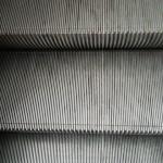 Design from Paris, Marches métal escalator metro step subway