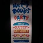 Paris Graphic Design, Cover Mr Poulet Party, Dj Boulou, Sibot, Ghostown, La Belleviloise