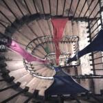 Paris exhibition, stairs 59 Rivoli the Aftersquat