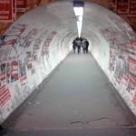 Paris Architecture | Tunnel gare de Saint-Denisis