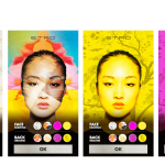 Etro China - Digital Summer Campaign, Photo filter booth- Francois Soulignac - Creative & Art Direction - Labbrand Madjor Shanghai, China